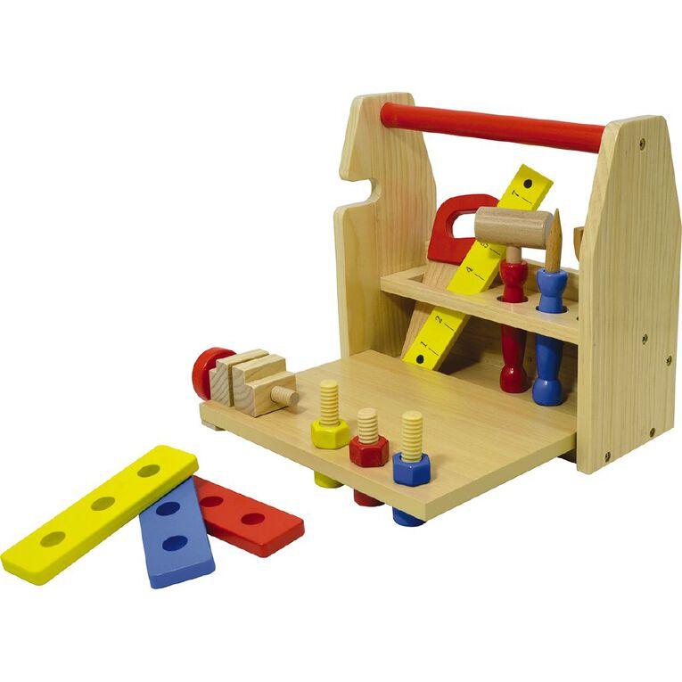 Play Studio Wooden Tool Case, , hi-res