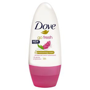 Dove Women's Roll On Pomegranate & Lime Verbena 50ml