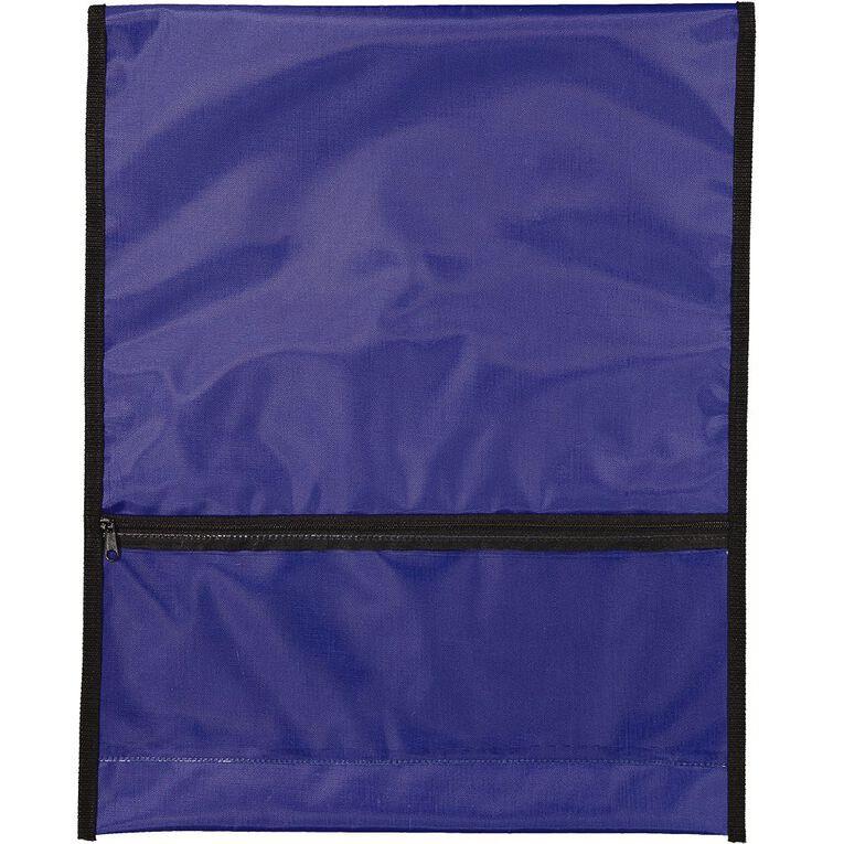 WS Book Bag Large 460mm x 360mm Blue, , hi-res