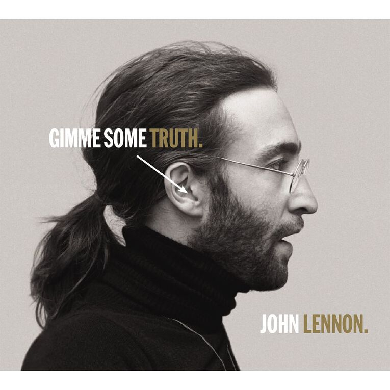 GIMME SOME TRUTH. CD by John Lennon 1Disc, , hi-res image number null