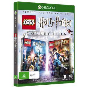 XboxOne Lego Harry Potter Collection