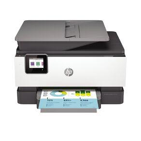 HP OfficeJet Pro 9010E AP All-in-One Printer White