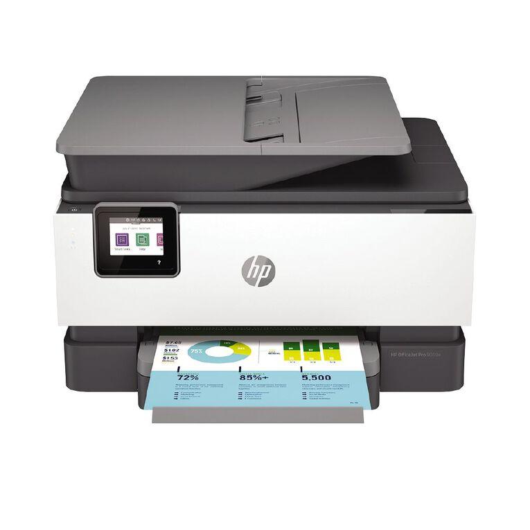 HP OfficeJet Pro 9010E AP All-in-One Printer White, , hi-res