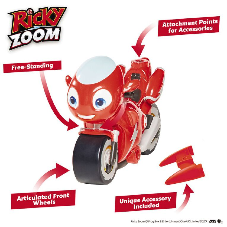 Ricky Zoom Core Figure Assorted, , hi-res