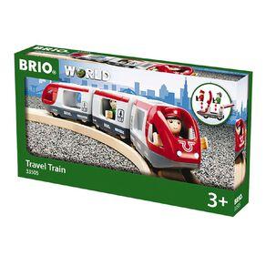 Brio Travel Train 5 Pieces