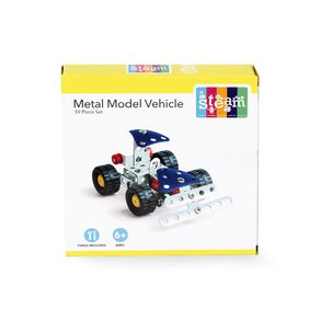 STEAM Make Your Own Metal Model Vehicle Assorted