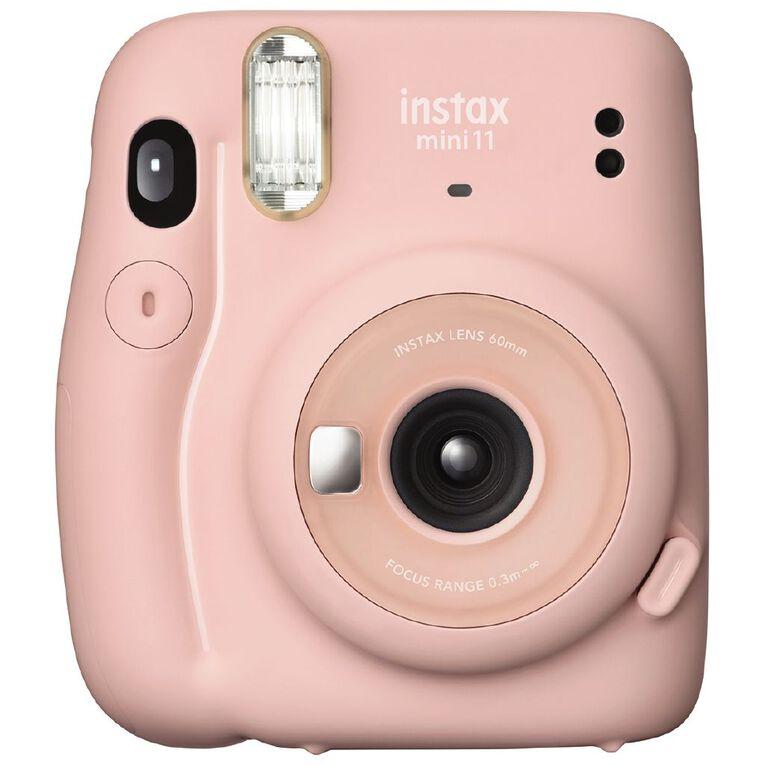 Fujifilm Instax Mini 11 Instant Camera Blush Pink, , hi-res