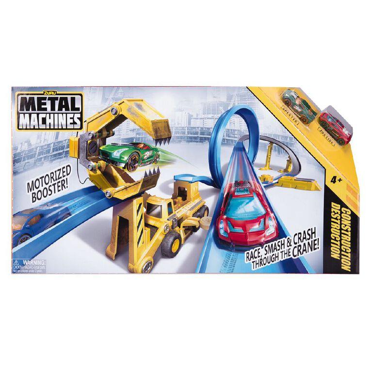 Zuru Metal Machines Playset, , hi-res