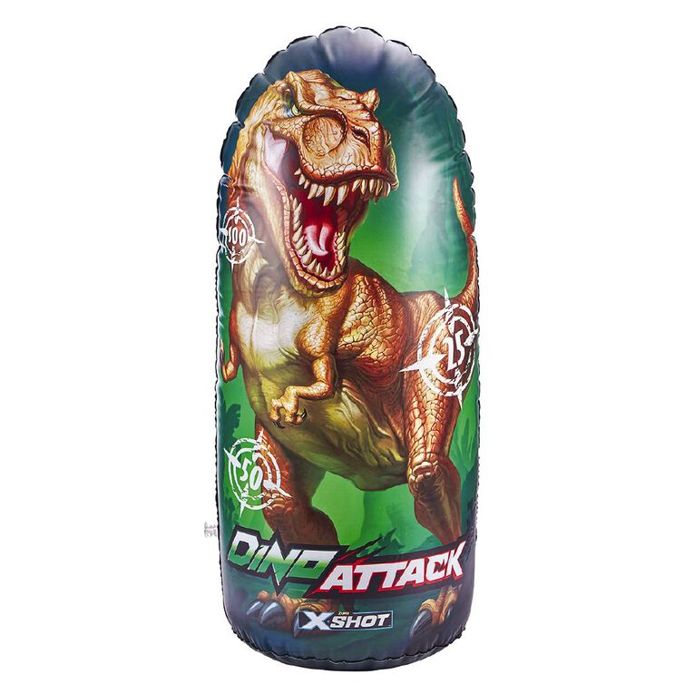 Zuru X-Shot Dino Attack Inflatable Target, , hi-res