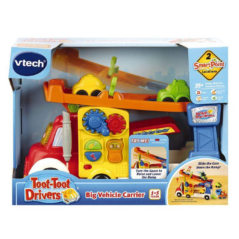Vtech Toot Toot Big Vehicle Carrier, , hi-res