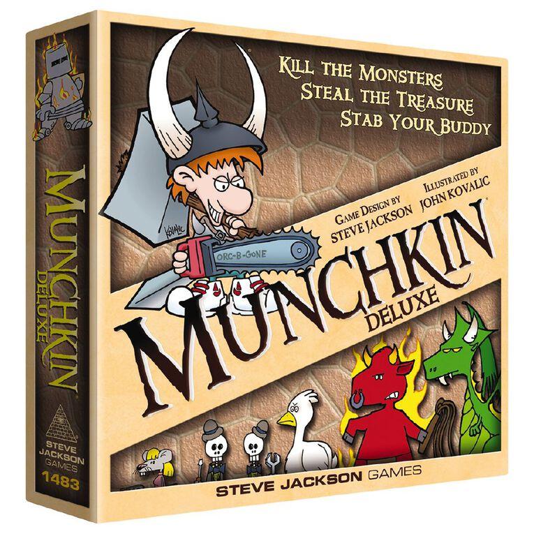 Munchkin Deluxe, , hi-res