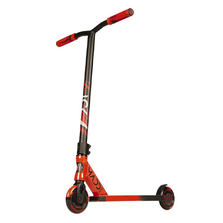 MADD Kick Pro Scooter Red/Black, , hi-res