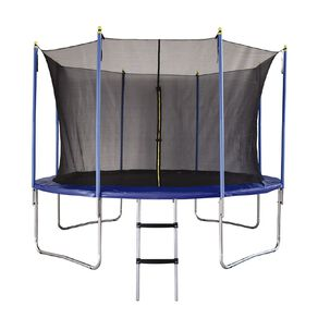 Active Intent Play Trampoline 12ft With Ladder