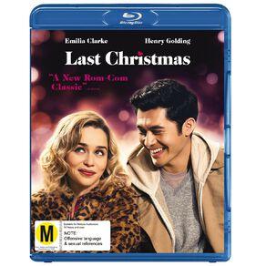 Last Christmas Blu-ray 1Disc