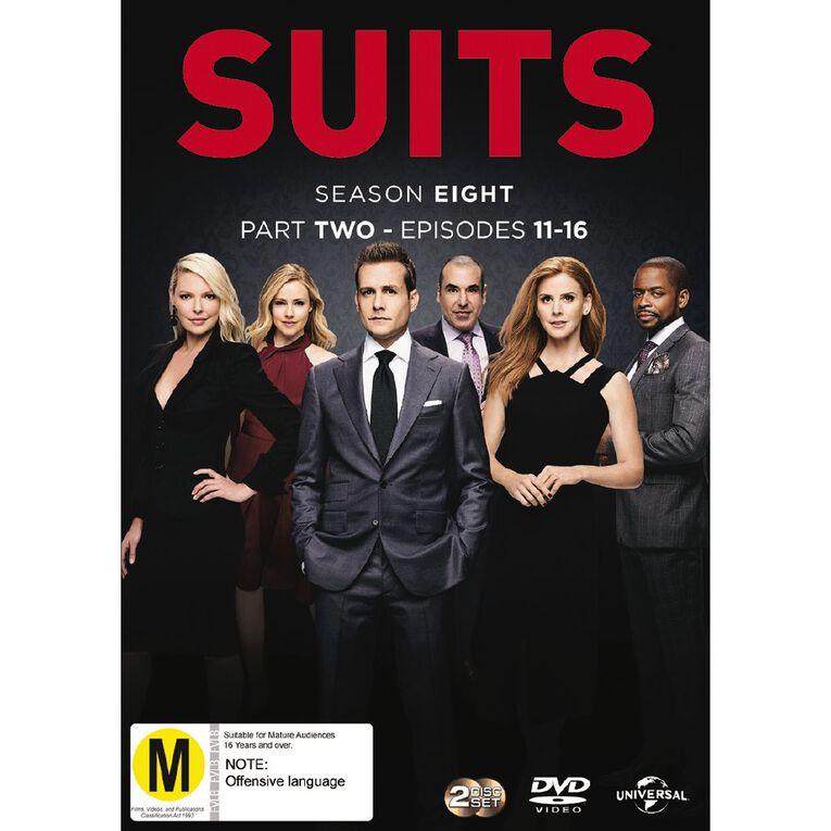 Suits Season 8 Part 2 DVD 2Disc, , hi-res