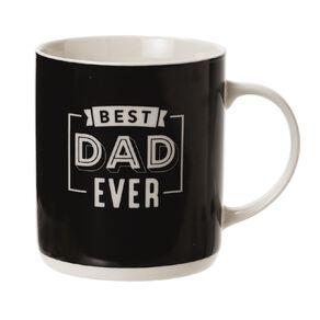 Living & Co Best Dad Mug Multi-Coloured