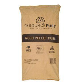 Azwood ResourceFuel Wood Pellet Fuel 20kg