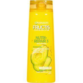 Garnier Fructis Nutri Repair 3 Shampoo 315ml