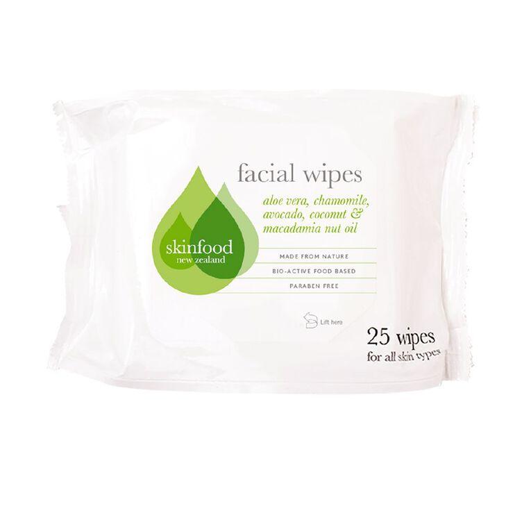 Skinfood Facials Wipes 25 Pack, , hi-res