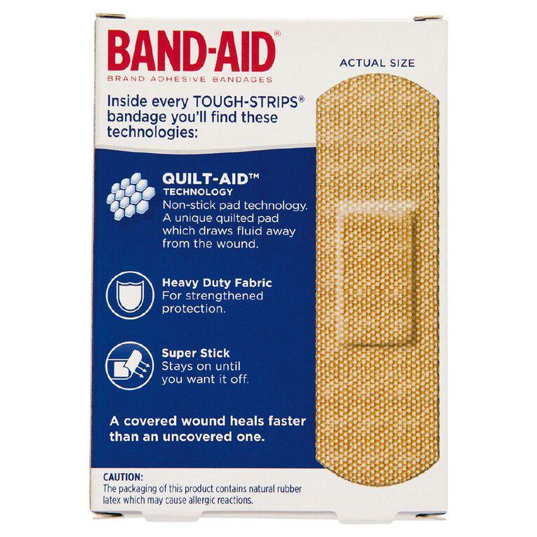 Band Aid Tough Strips, , hi-res