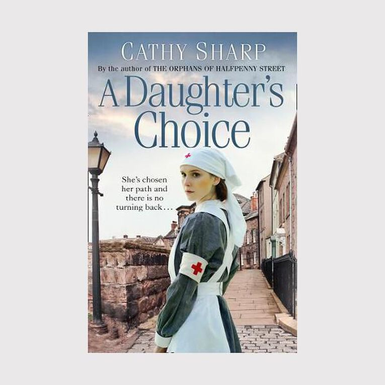 East End Daughters #2 A Daughter's Choice by Cathy Sharp, , hi-res