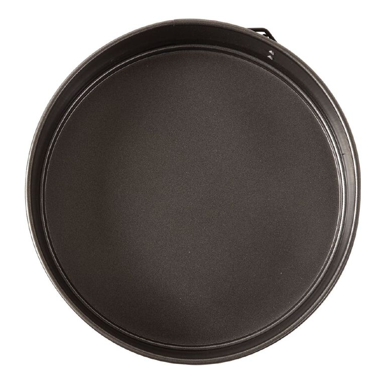 Living & Co Heavy Gauge Non Stick Springform Cake Tin Round, , hi-res image number null
