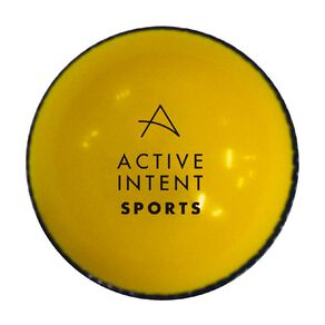Active Intent Sports Cricket Windball Yellow