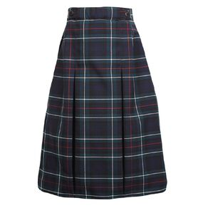 Schooltex Double Inverted Pleat Skirt