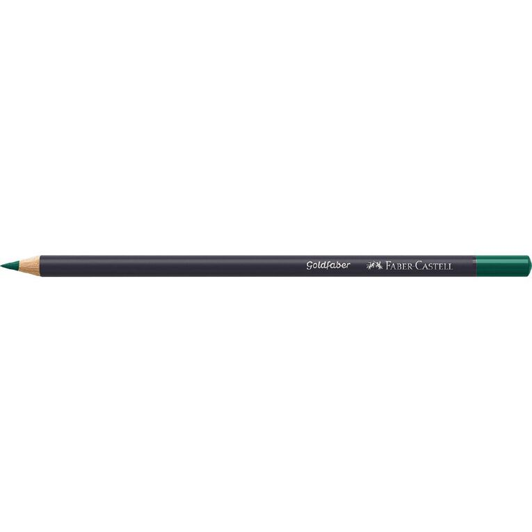 Faber-Castell Colour Pencil Goldfaber Col163 - Emerald Green, , hi-res