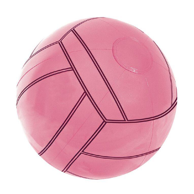 Bestway Sport Beach Ball Assorted, , hi-res