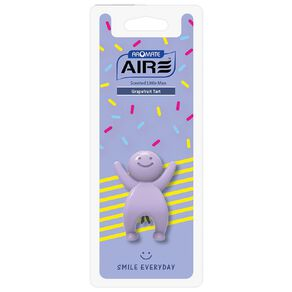 Aromate Air Grapefruit Tart Scented Little Man Auto Air Freshener