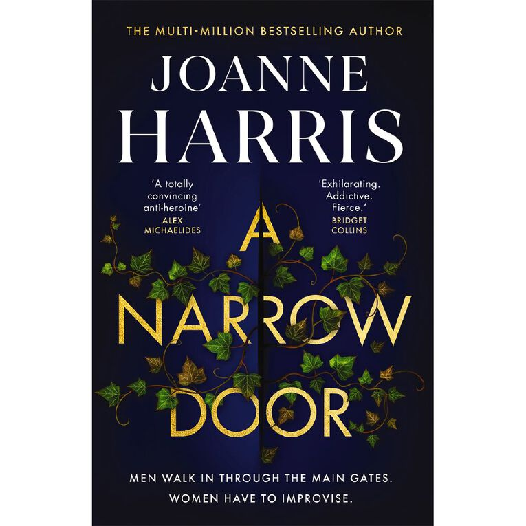 A Narrow Door by Joanne Harris, , hi-res