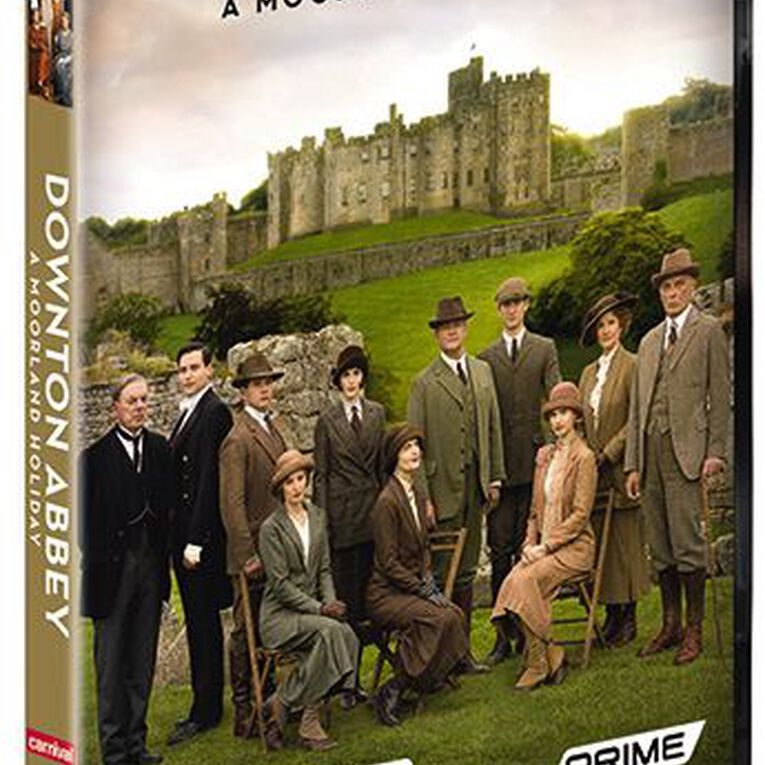 Downton Abbey A Moorland Holiday DVD 1Disc, , hi-res