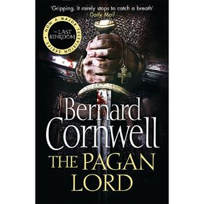 Last Kingdom #7 Pagan Lord by Bernard Cornwell N/A