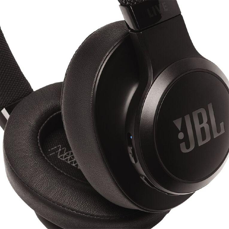 JBL Live 500BT On-Ear Wireless Headphones Black, , hi-res