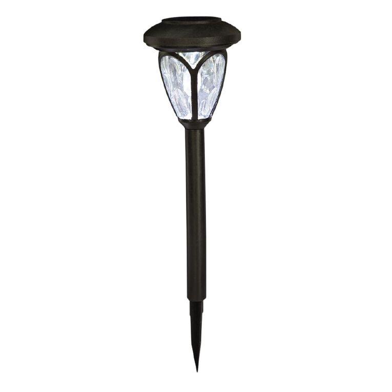 Kiwi Garden Solar Stake Light 2 Lumen 4 Pack, , hi-res