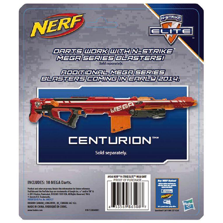 NERF N-Strike Elite Mega 10 Dart Refill, , hi-res