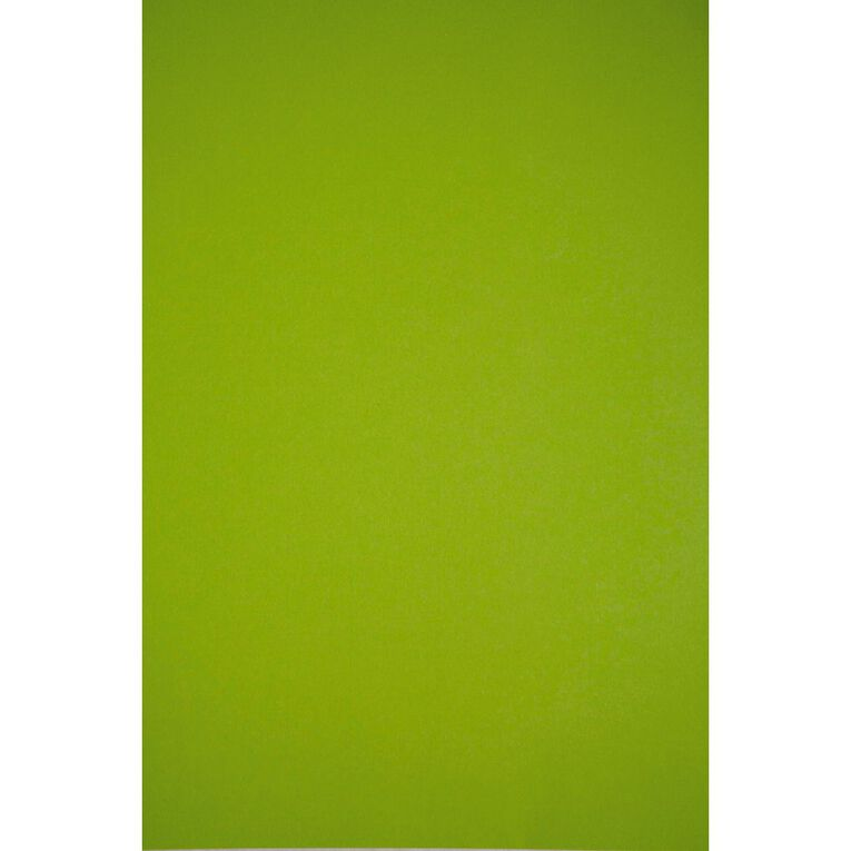 Kaskad Board 225gsm Parakeet Green A3, , hi-res
