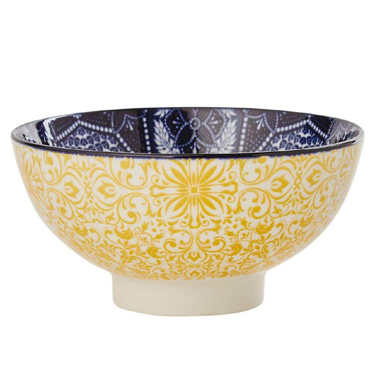 Living & Co Global Moroccan Dream Bowl Multi-Coloured, , hi-res