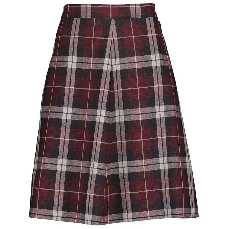 Schooltex Tamatea Intermediate Skirt, Schooltex Tartan TRT015, hi-res