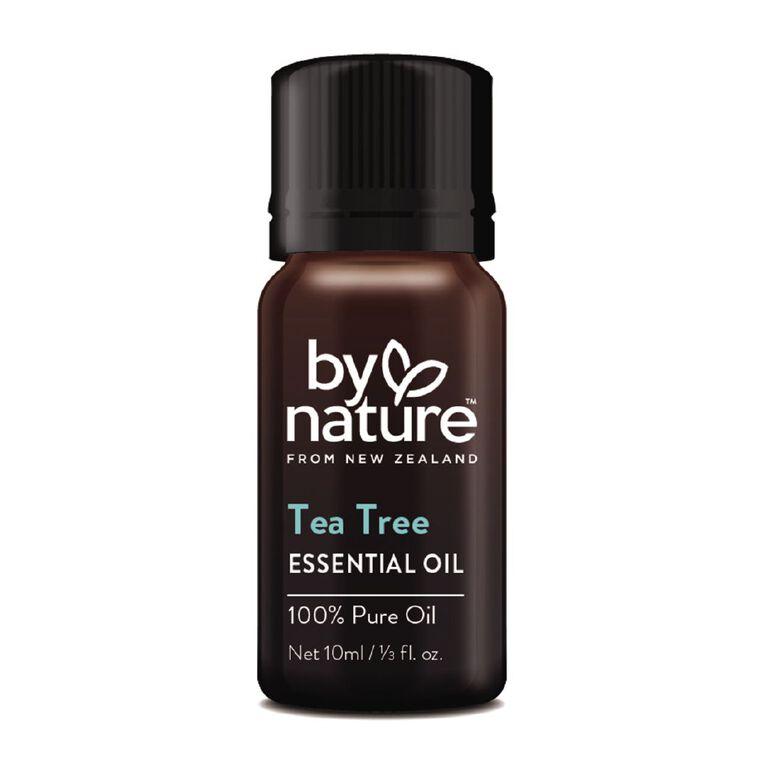 By Nature Tea Tree Essential Oil 10ml, , hi-res