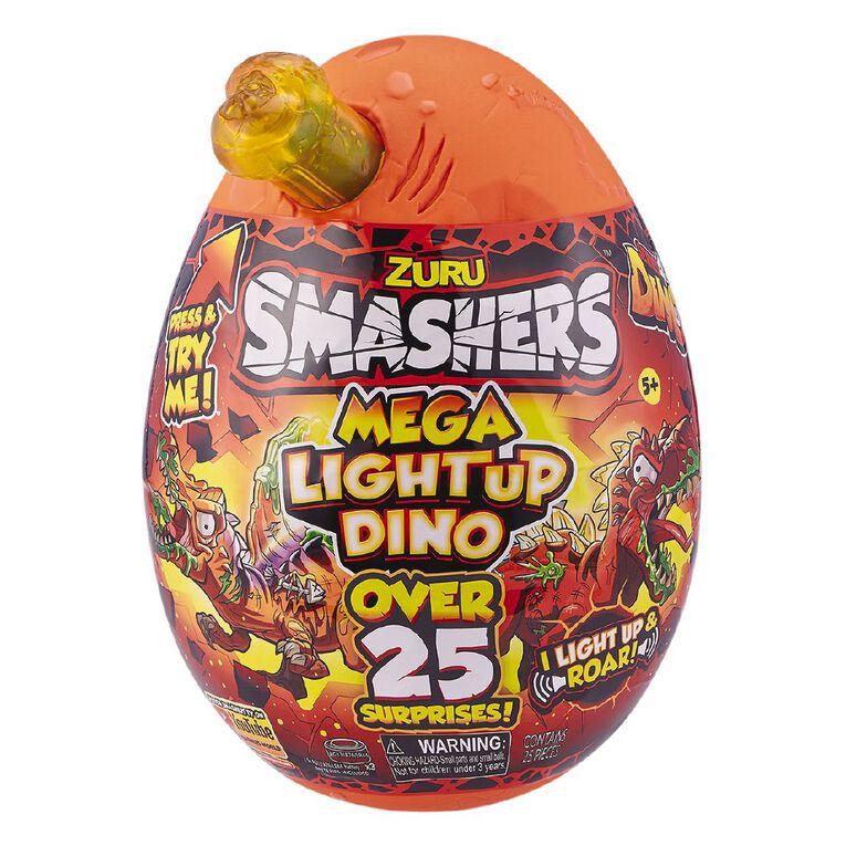 Zuru Smashers Epic Egg Series 4 Assorted, , hi-res