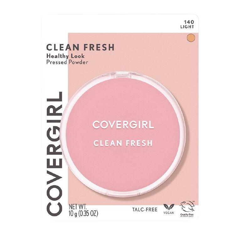 Covergirl Clean Fresh Pressed Powder Light, , hi-res