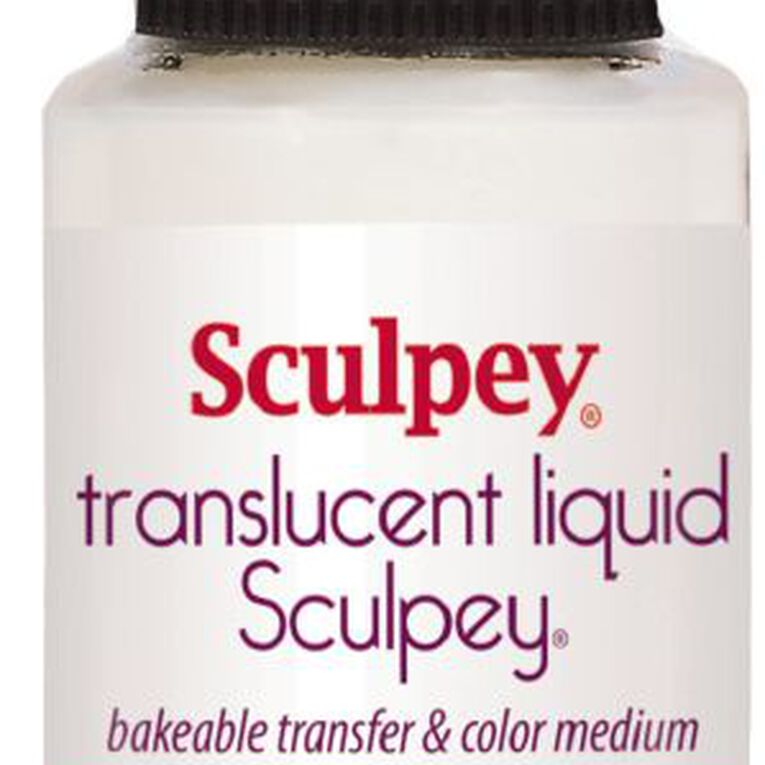 Sculpey Translucent Liquid 59ml, , hi-res image number null