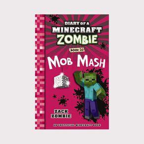 Minecraft Zombie #20 Mob Mash by Zack Zombie