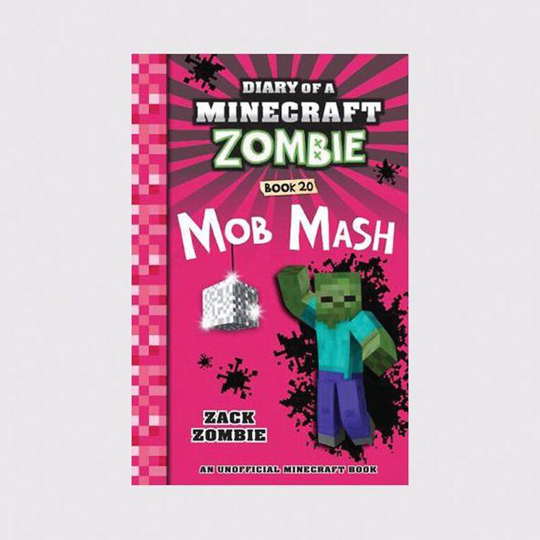 Minecraft Zombie #20 Mob Mash by Zack Zombie, , hi-res