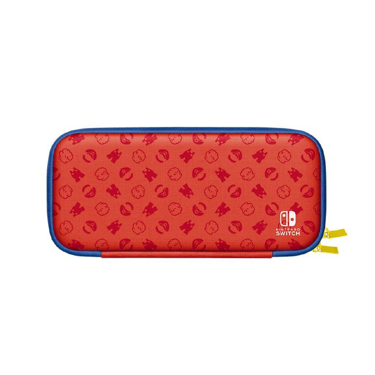 Nintendo Switch Console Mario Red and Blue, , hi-res