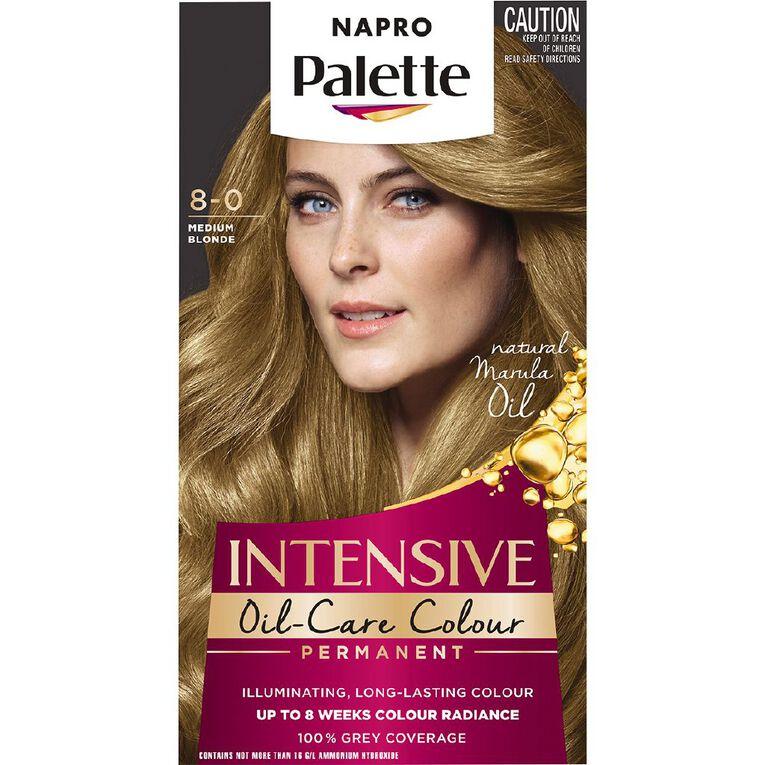 Napro Palette Medium Blonde 8-0, , hi-res