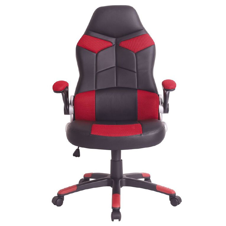 Workspace Racer Chair Red, , hi-res
