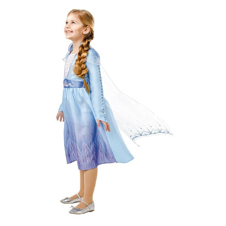 Frozen 2 Elsa Classic Costume 3-5 Years, , hi-res image number null